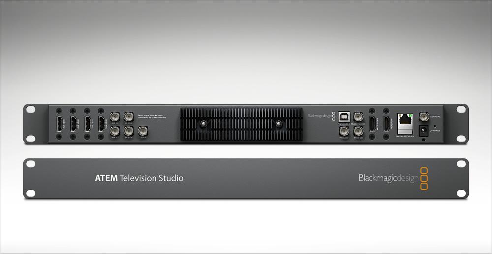 Blackmagic Design Atem Hd Video Switcher Offers Big Studio On A Budget That Church Production Guy